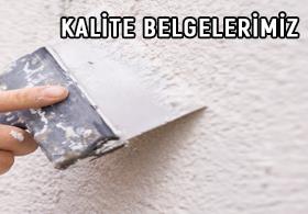 Kalite Belgeleri